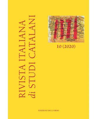 Rivista italiana di studi catalani N. 10-2020