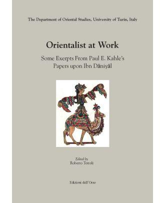 Orientalist at Work