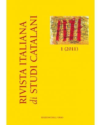 rivista italiana di studi catalani 2