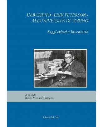 L'Archivio di «Erik Peterson» all'Università di Torino