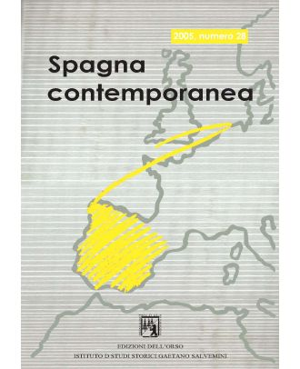 Spagna contemporanea - Anno XIV (28-2005)