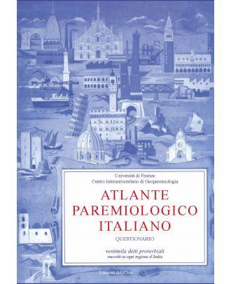 Atlante Paremiologico Italiano