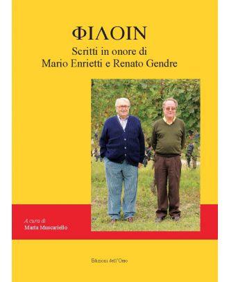 Alessandria 6-7-2012-2013 Scritti in onore di Mario Enrietti e Renato Gendre