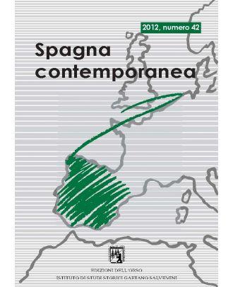 Spagna contemporanea - Anno XXI (42-2012)