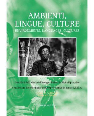 Ambienti, lingue, culture