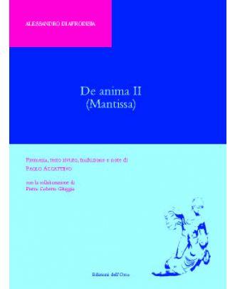 De Anima II (Mantissa)