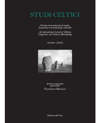 Studi Celtici - 1
