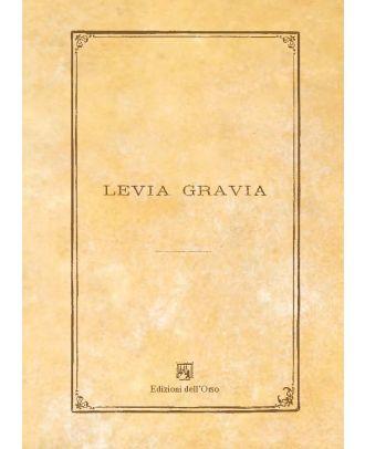 Levia Gravia 2-2000