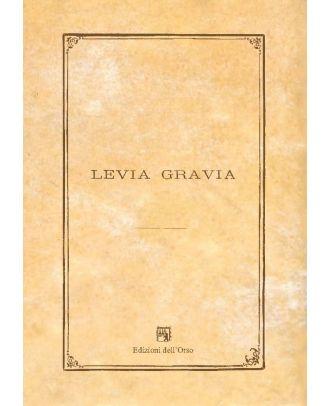 Levia Gravia 5-2003