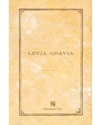 Levia Gravia 8-2006