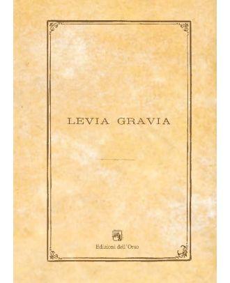 Levia Gravia 9-2007