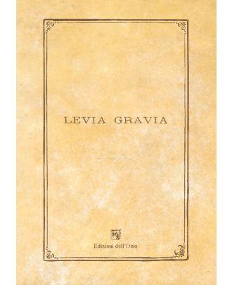 Levia Gravia 1-1999