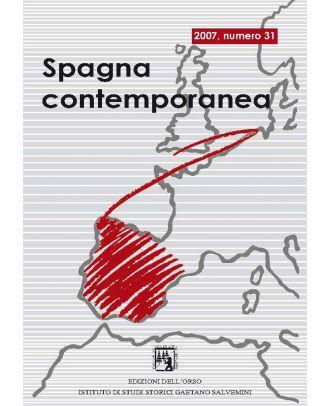 Spagna contemporanea - Anno XVI (31-2007)